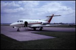 photo of Hawker Siddeley HS-125-3B G-BAXL