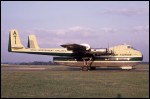 photo of Armstrong Whitworth AW-650 Argosy 222 EI-AVJ