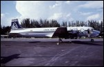 photo of Douglas C-118A HK-1702