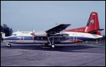 photo of Fokker F-27 Friendship 600 PK-JFF
