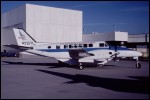 photo of Beechcraft C99 N7217L