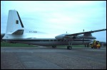 photo of Fokker F-27 Friendship 400M 7T-VRM