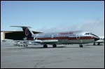 photo of BAC One-Eleven 204AF N1126J