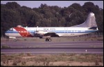 photo of Lockheed L-188C Electra 9Q-CRY