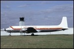 photo of Douglas DC-7CF N3775U