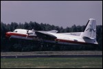 photo of Fokker F-27 Friendship 400M PH-EXJ