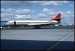 photo of Sud Aviation SE-210 Caravelle 10B HK-3855