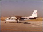photo of IRMA/Britten-Norman BN-2A-8 Islander CS-DAF
