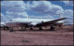 photo of Douglas C-118A 53-3297