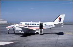 photo of Beechcraft C99 N63995