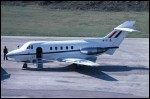 photo of Hawker Siddeley HS-125-400 XW791