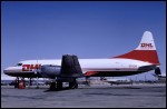 photo of Convair CV-580F SCD OO-DHI