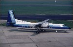 photo of Fokker F-27 Friendship 500RF PH-KFK