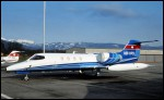 photo of Learjet 36A HB-VFS