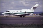 photo of Hawker Siddeley HS-125-700B 5N-AXO