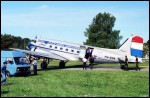 photo of Douglas DC-3C PH-DDA
