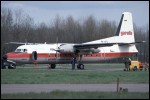 photo of Fokker F-27 Friendship 600 PK-GFL
