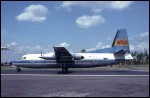 photo of Fokker F-27 Friendship 600 PK-MFH