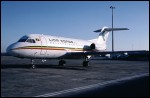 photo of Fokker F-28 Fellowship 1000 TN-ACP