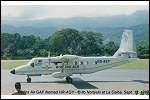 photo of GAF Nomad N.24A HR-AQY
