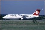 photo of Avro RJ100 TC-THF