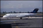 photo of Fokker F-28 Fellowship 4000 PK-GKK