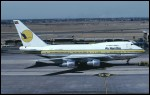 photo of Boeing 747SP-44 V5-SPF