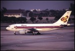 photo of Airbus A310-204 HS-TIA
