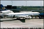 photo of McDonnell Douglas MD-11 B-150