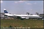 photo of McDonnell Douglas DC-8-62F 9G-REM