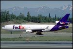 photo of McDonnell Douglas MD-11F N581FE