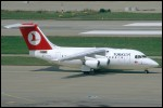 photo of Avro RJ70 TC-THL