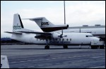 photo of Fokker F-27 Friendship 500 G-JEAP