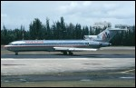 photo of Boeing 727-223F N701AA