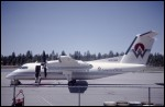 photo of de Havilland Canada DHC-8-103 N813AW