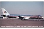 photo of Boeing 757-223 N644AA