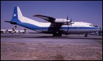 photo of Antonov An-12B YA-DAA