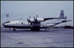 photo of Antonov An-12 TN-AGC