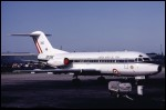 photo of Fokker F-28 Fellowship 1000 OB-1396