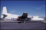 photo of Fokker F-27 Friendship 600 N730FE
