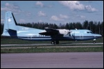 photo of Fokker 50 OY-MMV
