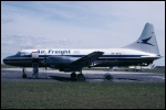 photo of Convair CV-580F ZK-KFU