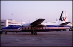 photo of Fokker F-27 Friendship 600 G-BNAL