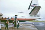 photo of Fokker F-27 Friendship 600 PT-TVA