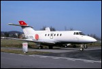 photo of British Aerospace BAe-125-800A HB-VKN