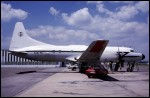 photo of Convair CV-580 9XR-NC