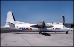 photo of Fokker F-27 Frienship 500 N715FE