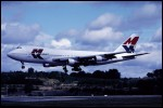 photo of Boeing 747-244BSF 9G-MKJ