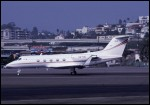 photo of Gulfstream G-1159A Gulfstream III XA-FOU