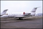 photo of Canadair CL-600-2A12 Challenger 601 N373G